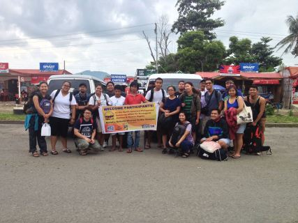 Kapit Bisig Kabataan Network's Relief and Rebuild Mission, Summer 2014